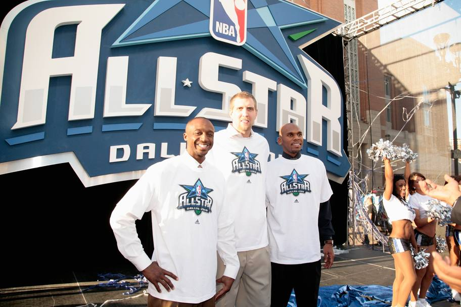 All Star Game 2010 a Dallas: Nowitzki è ovviamente la star