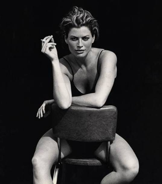Peter Lindbergh, El Mirage, California, Stati Uniti 1996 © The Cal - Collezione Pirelli