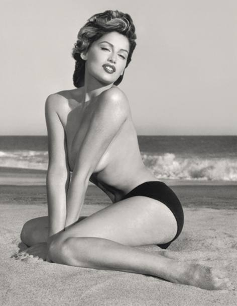 Herb Ritts, Los Angeles, California, Stati Uniti 1999 © The Cal - Collezione Pirelli