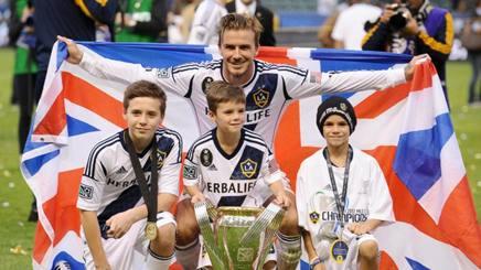 Beckham, Maldini, Hagi, Zidane & Co: figli d'arte pronti a volare