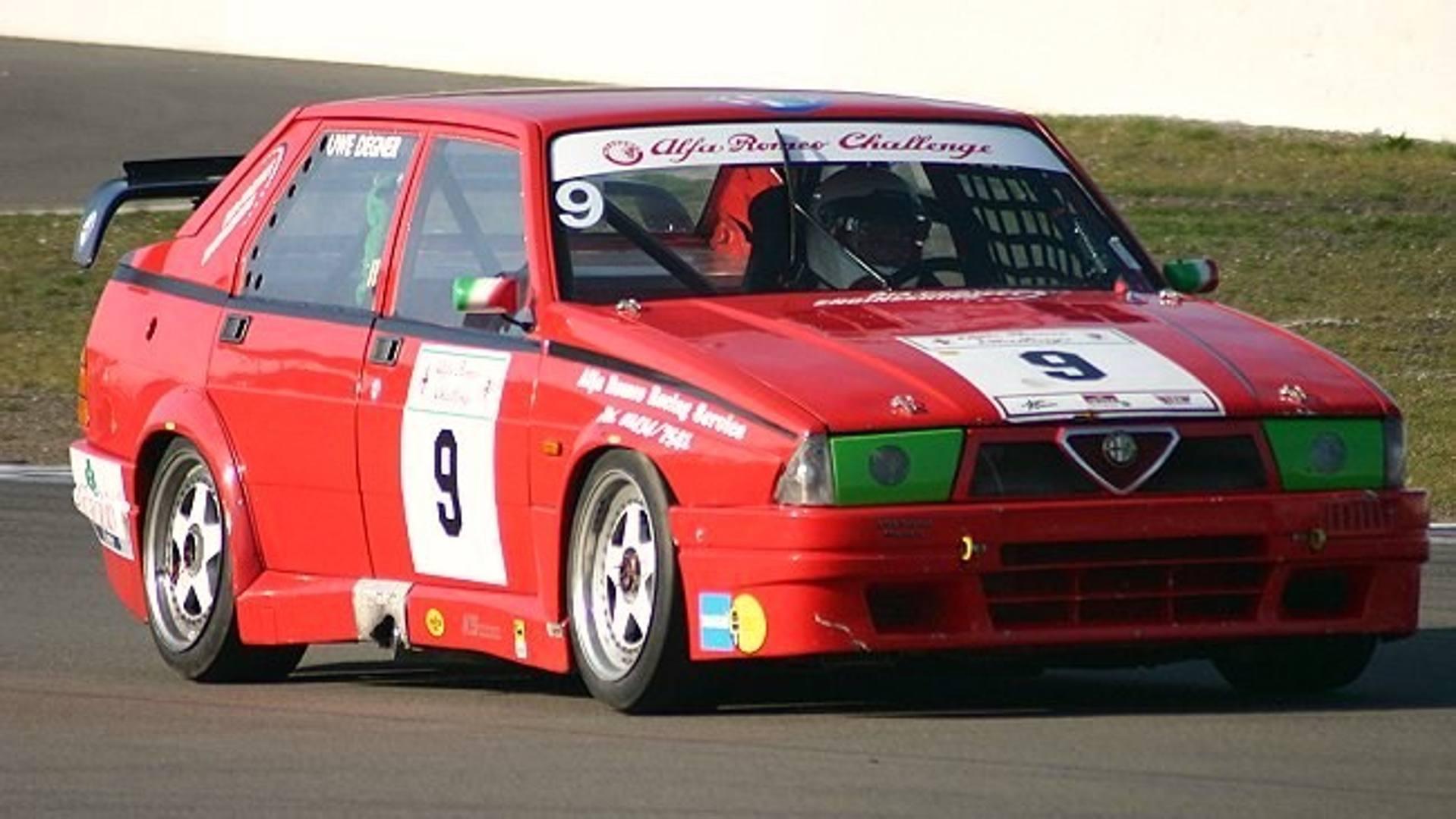 Alfa 75 Turbo Evoluzione La Gazzetta Dello Sport