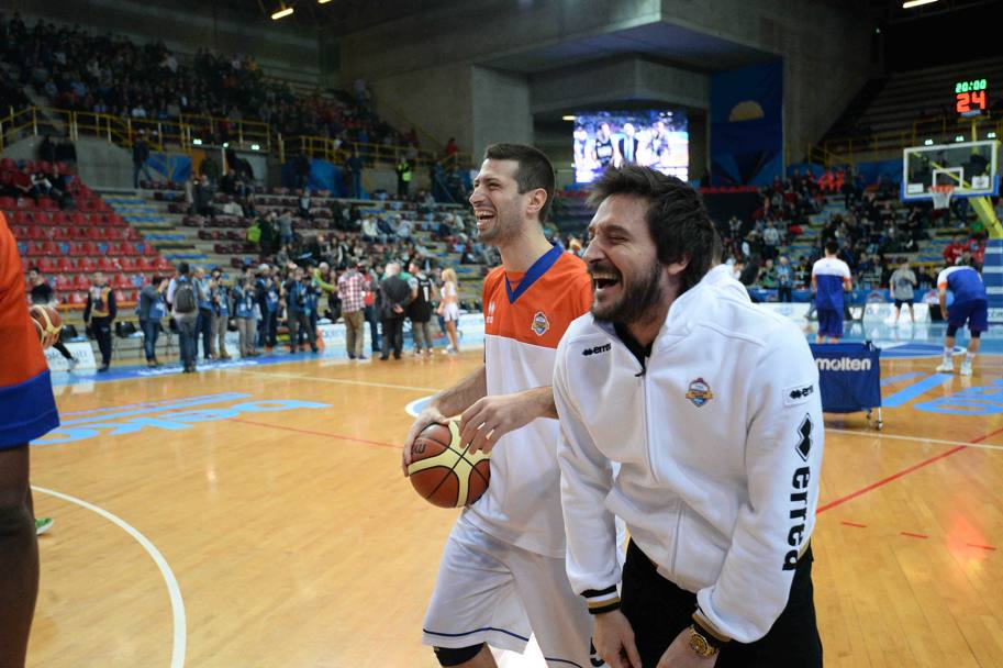 Il Poz s'è divertito a Verona. Come tutti nell'All Star Game 2015. CiamCast