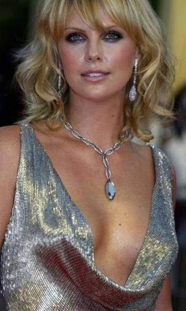 Charlize Theron nel 2003.  (Reuters)