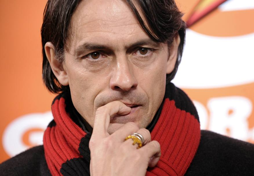 Inzaghi continua a mordersi le mani. Action Images