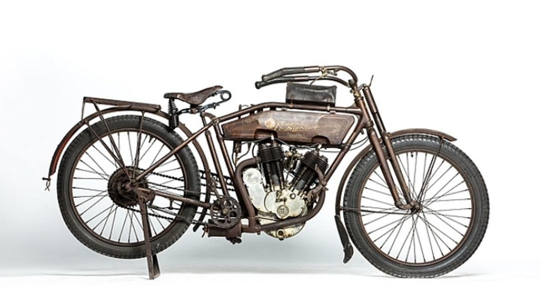 Harley Davidson: All'asta L'Harley-Davidson Da Un Milione Di