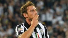 Claudio Marchisio, centrocampista della Juve. Ansa