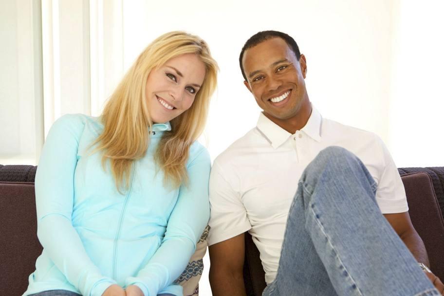 Tiger Woods incontri Lindsey Vonn ultime notizie