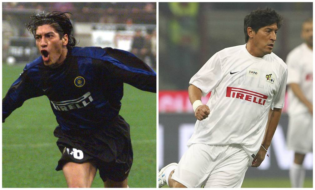 L'ex interista Ivan Zamorano. Archivio\Getty Images