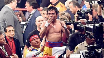 Boxe, caso Pacquiao: tifosi gli causa da 5 milioni di dollari