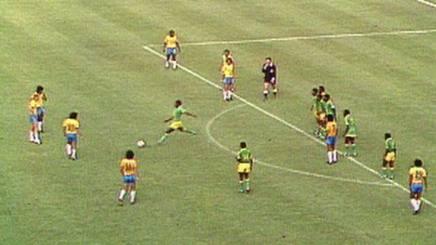 Addio a Mwepu, l'eroe della punizione  al contrario ai Mondiali del 1974