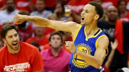 Houston Rockets-Golden State Warriors 80-115. Houston  Harden 17 punti b23b28687401