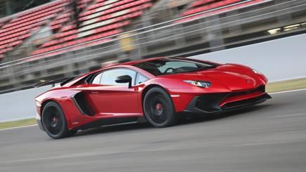 Lamborghini Aventador Superveloce, evoluzione della specie