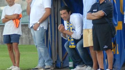 """Buffon, addio alla Carrarese: """"Ho investito, ma mi hanno lasciato solo"""""""