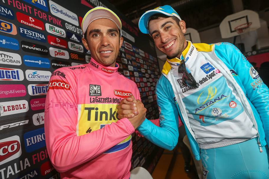 A differenza del suo rivale numero 1, il sardo Fabio Aru (due centri per lui). Bettini