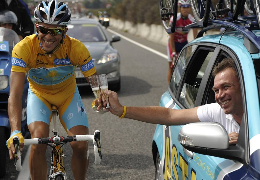 Arriva a Madrid da re: Leipheimer secondo a 46