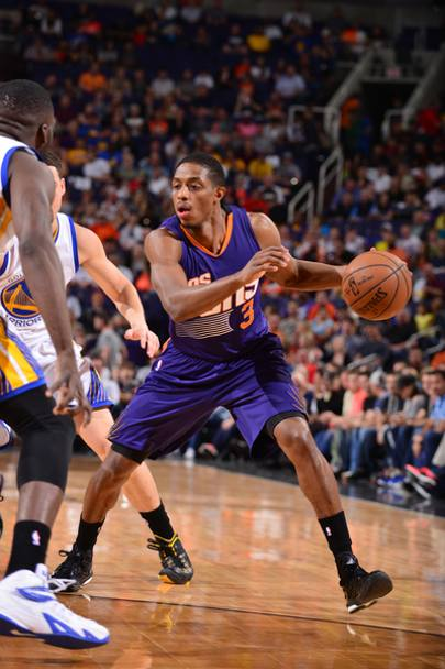 Brandon Knight ha passato la seconda parte del suo 2014-15 a Phoenix. Sarà restricted free agent