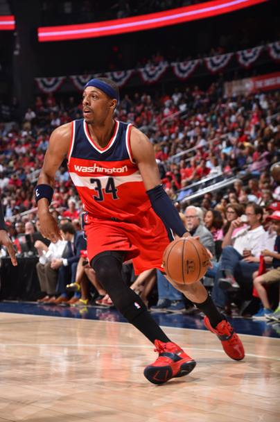 Paul Pierce ha una player option da 5,5 milioni per il 2015-16. Dovesse decidere di lasciare Washington, i Clippers sono pronti a farsi avanti