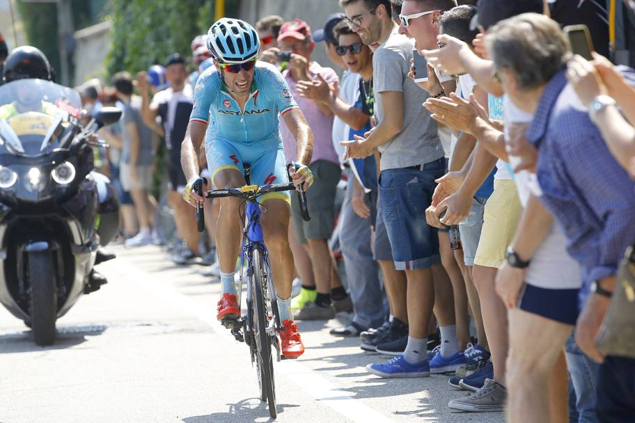 L'affondo dello Squalo. Bettini