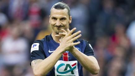 """Psg, France Football """"saluta"""" Ibra: """"Grazie di tutto e arrivederci"""""""