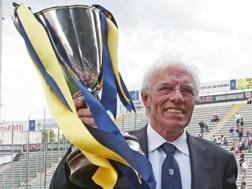 nevio Scala, 67 anni, ha allenato il Parma dal 1989 al 1996. Ansa