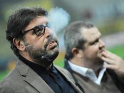 Pietro Leonardi e Tommaso Ghirardi. Ansa