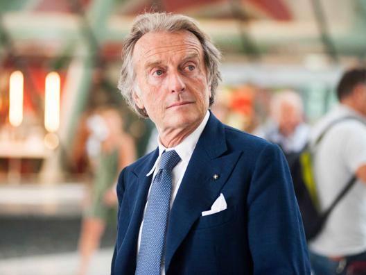 Luca Cordero di Montezemolo, 67 anni, presidente del comitato promotore di Roma 2024. LaPresse
