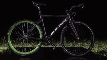 Dirk Bikkembergs Bike La Prima Bicicletta In