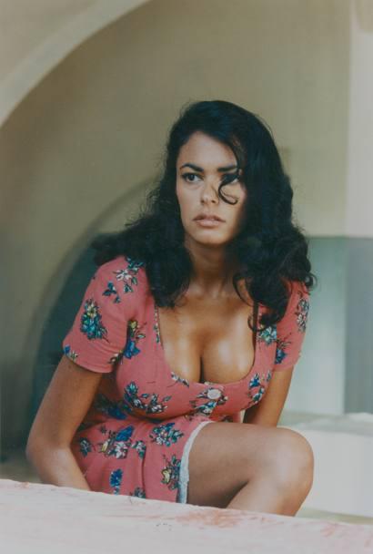 Maria Grazia Cucinotta Calendario.Modella Attrice Con Troisi Produttrice Maria La