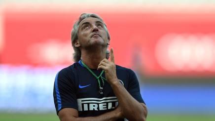 Inter, cantiere aperto. Mancini è a un bivio
