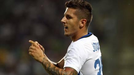 Inter-Athletic Bilbao 2-0: Jovetic lampi d'estate, bis di Icardi