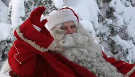 Lapponia Casa Di Babbo Natale Video.Finlandia C E Crisi Babbo Natale E In Rosso Il