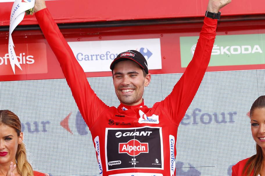 Dumoulin in rosso. Bettini
