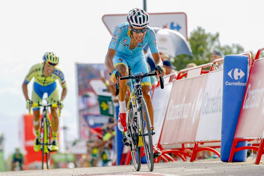 Quarto Fabio Aru, quinto Rafal Majka. Bettini