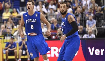 Basket, Europeo: Italia-Spagna 105-98  - La Gazzetta dello Sport