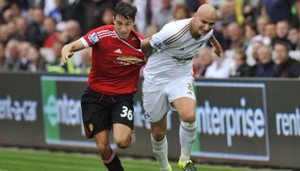 Manchester United, Darmian nominato giocatore del mese di agosto