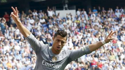 Ronaldo 5, il Real ne fa 6 all'Espanyol! CR7, ma quale crisi?