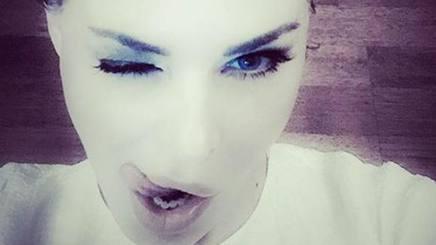 Nina Moric. (Instagram)