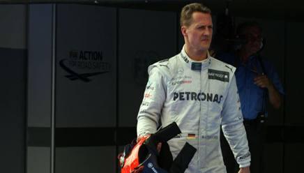"""Formula 1, per Schumacher nessun miracolo. """"Pesa meno di 45 kg"""""""