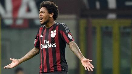 Il Milan vuole mettere le ali, a terra resta Luiz Adriano