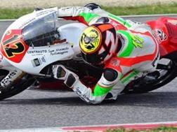 Marco Bezzecchi, 16 anni, nuovo campione italiano Moto3