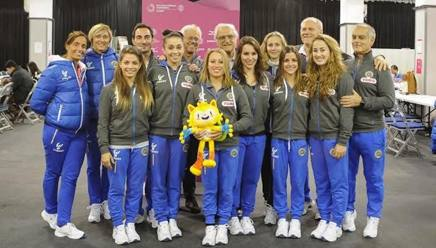 Ginnastica, Mondiali di artistica: azzurre qualificate all'Olimpiade