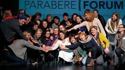 Parabere Forum, il forum dedicato alle donne del mondo gastronomico