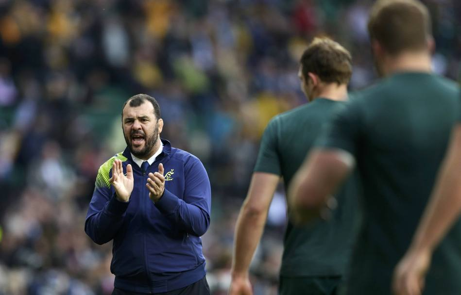 Michael Cheika (Action Images)