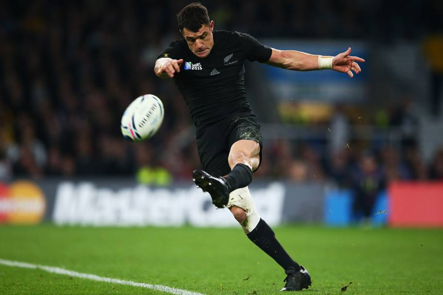 Dan Carter (Getty Images)