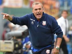 Fabrizio Castori, di nuovo al timone del Carpi. Ansa