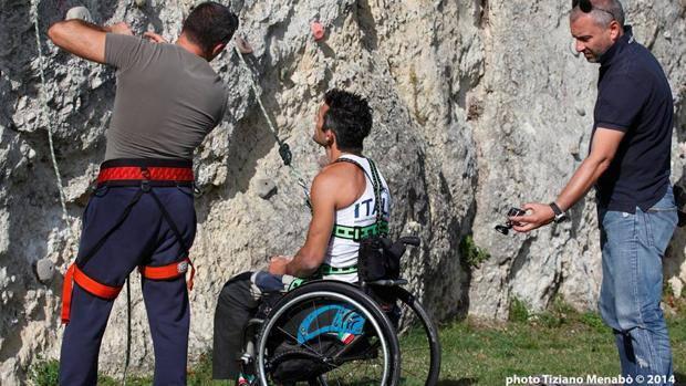consigli per uscire con un paraplegico