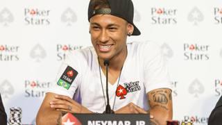 Neymar jr, 23 anni