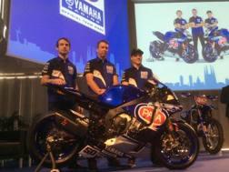 La Yamaha la YZF-R1 per il Mondiale SBK