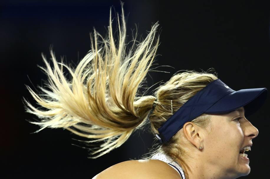 La criniera d super Masha... Getty