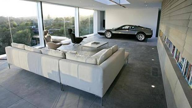 Celica Living Room